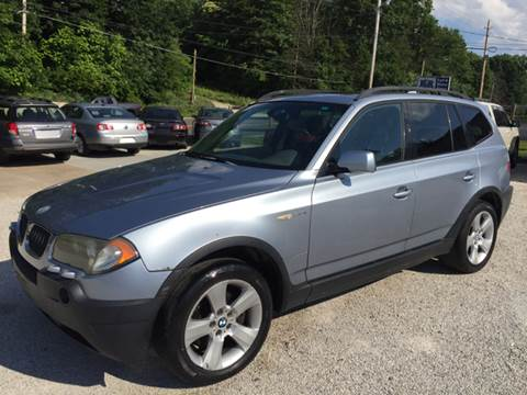 2004 BMW X3 for sale at Prime Auto Sales in Uniontown OH