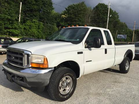 2001 Ford F-250 Super Duty for sale at Prime Auto Sales in Uniontown OH