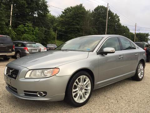 2007 Volvo S80 for sale at Prime Auto Sales in Uniontown OH