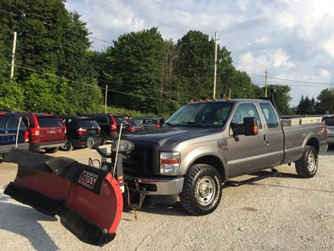 2010 Ford F-250 Super Duty for sale at Prime Auto Sales in Uniontown OH