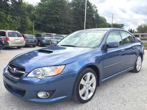 2008 Subaru Legacy for sale at Prime Auto Sales in Uniontown OH