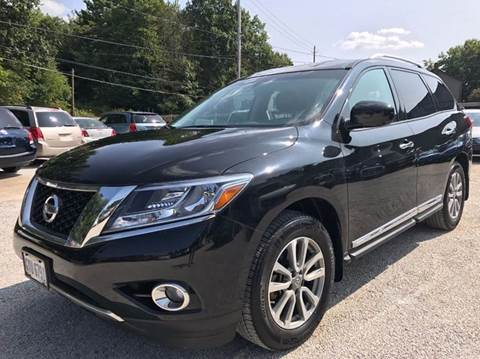 2016 Nissan Pathfinder for sale at Prime Auto Sales in Uniontown OH