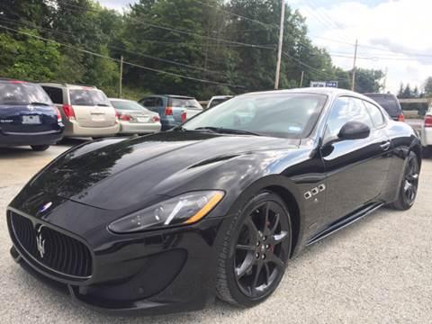 2013 Maserati GranTurismo for sale at Prime Auto Sales in Uniontown OH