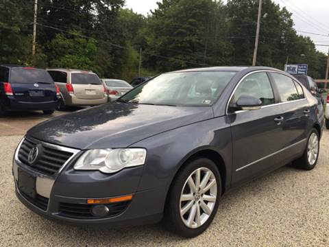 2010 Volkswagen Passat for sale at Prime Auto Sales in Uniontown OH