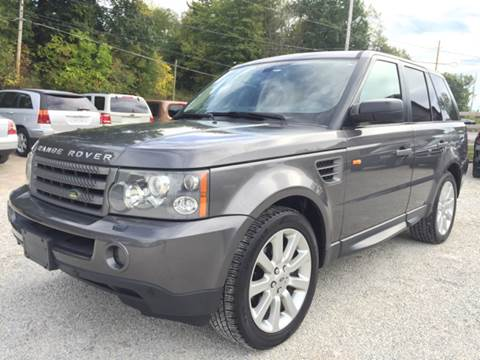 2006 Land Rover Range Rover Sport for sale at Prime Auto Sales in Uniontown OH