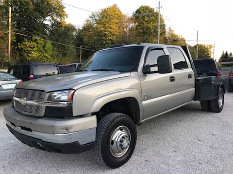 2003 Chevrolet Silverado 3500 for sale at Prime Auto Sales in Uniontown OH