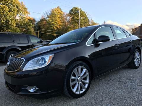 2013 Buick Verano for sale at Prime Auto Sales in Uniontown OH