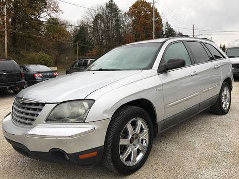 2005 Chrysler Pacifica for sale at Prime Auto Sales in Uniontown OH