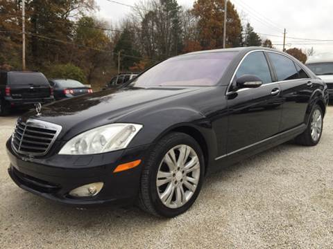 2009 Mercedes-Benz S-Class for sale at Prime Auto Sales in Uniontown OH
