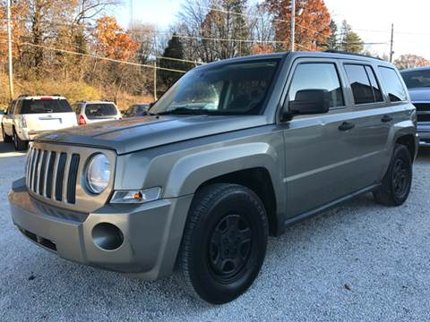 2007 Jeep Patriot for sale at Prime Auto Sales in Uniontown OH