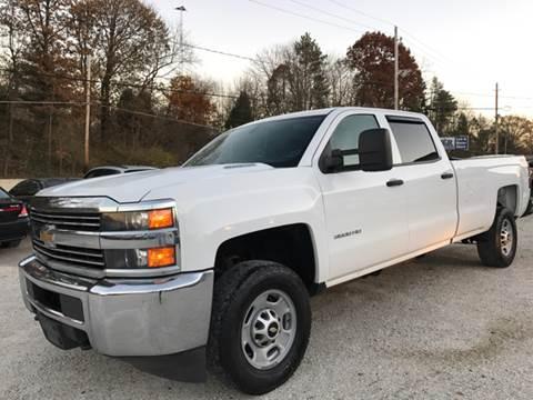 2015 Chevrolet Silverado 3500HD for sale at Prime Auto Sales in Uniontown OH