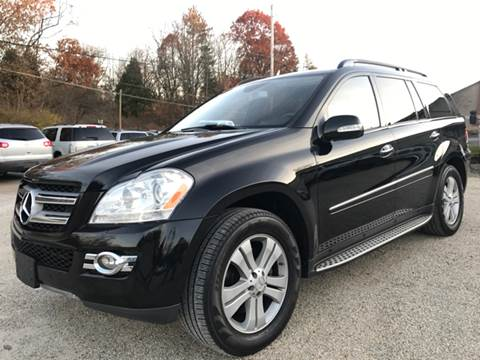 2007 Mercedes-Benz GL-Class for sale at Prime Auto Sales in Uniontown OH