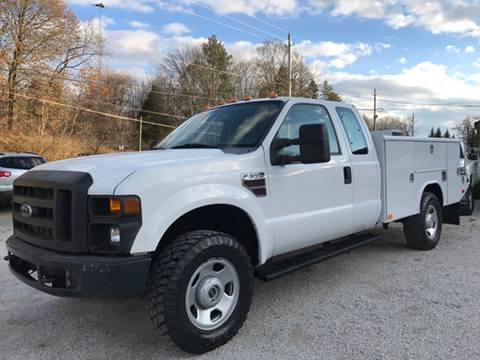 2008 Ford F-350 Super Duty for sale at Prime Auto Sales in Uniontown OH