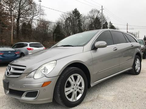 2007 Mercedes-Benz R-Class for sale at Prime Auto Sales in Uniontown OH