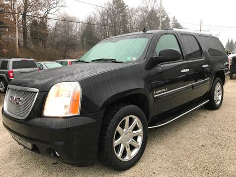 2008 GMC Yukon XL for sale at Prime Auto Sales in Uniontown OH