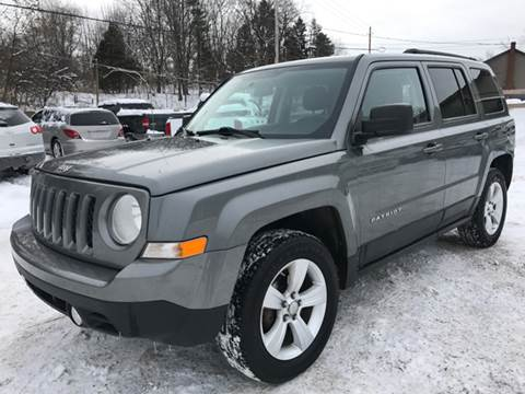 2012 Jeep Patriot for sale at Prime Auto Sales in Uniontown OH