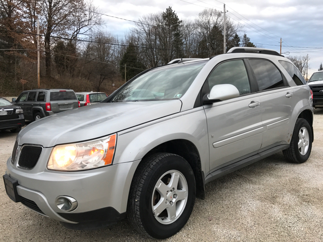 2006 Pontiac Torrent Base Awd 4dr Suv In Uniontown Oh Prime Auto Sales