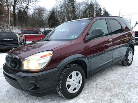 2004 Buick Rendezvous for sale at Prime Auto Sales in Uniontown OH