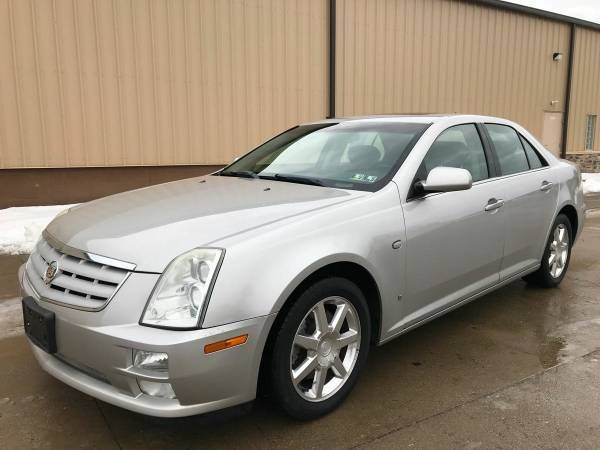 2006 Cadillac Sts V6 Awd 4dr Sedan In Uniontown Oh Prime Auto Salesrhprimeautosalesllc: 2006 Cadillac Sts Battery Location At Gmaili.net