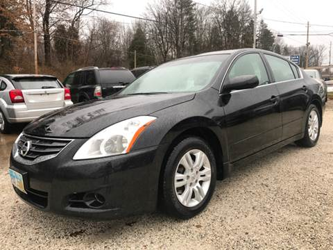 2012 Nissan Altima for sale at Prime Auto Sales in Uniontown OH