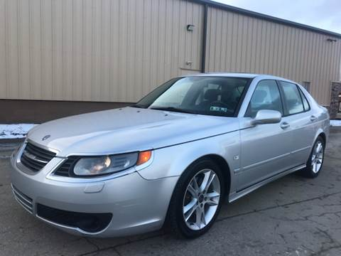 2006 Saab 9-5 for sale at Prime Auto Sales in Uniontown OH