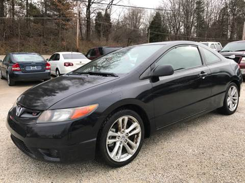 2007 Honda Civic for sale at Prime Auto Sales in Uniontown OH