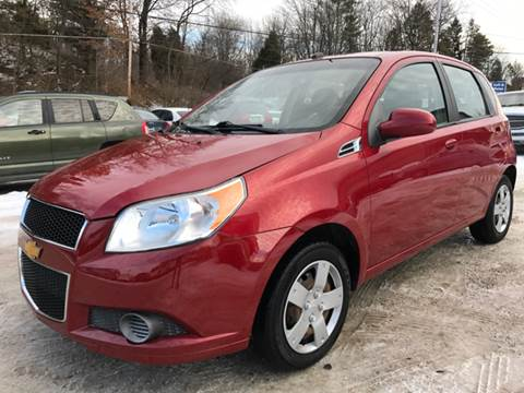 2010 Chevrolet Aveo for sale at Prime Auto Sales in Uniontown OH