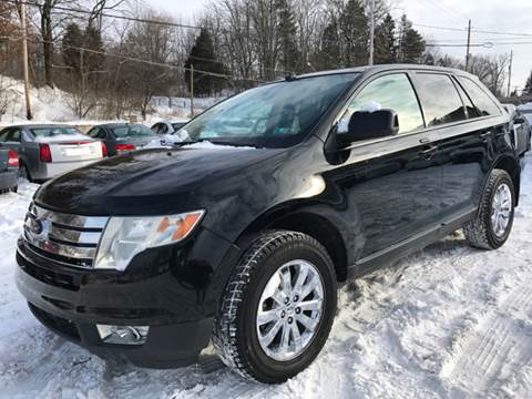 2007 Ford Edge for sale at Prime Auto Sales in Uniontown OH