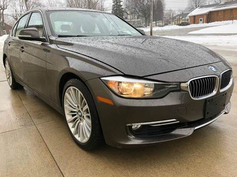 2012 BMW 3 Series for sale at Prime Auto Sales in Uniontown OH
