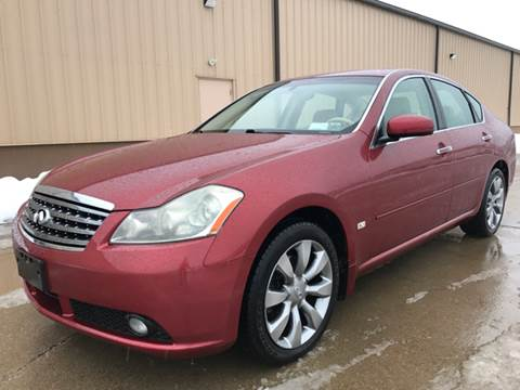 2006 Infiniti M35 for sale at Prime Auto Sales in Uniontown OH