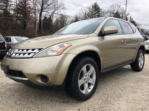 2006 Nissan Murano for sale at Prime Auto Sales in Uniontown OH