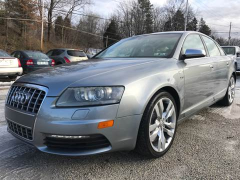 2008 Audi S6 for sale at Prime Auto Sales in Uniontown OH