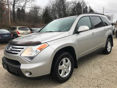2007 Suzuki XL7 for sale at Prime Auto Sales in Uniontown OH