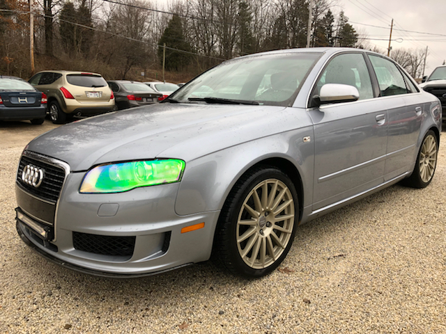 2006 Audi S4 for sale at Prime Auto Sales in Uniontown OH
