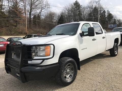 2011 GMC Sierra 2500HD for sale at Prime Auto Sales in Uniontown OH