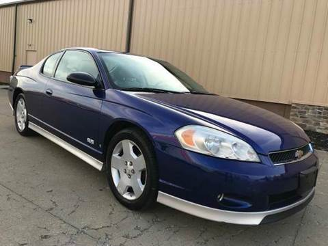 2006 Chevrolet Monte Carlo for sale at Prime Auto Sales in Uniontown OH