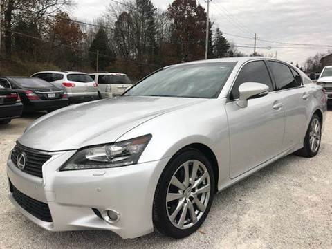 2013 Lexus GS 350 for sale at Prime Auto Sales in Uniontown OH