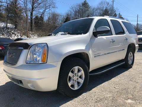 2010 GMC Yukon for sale at Prime Auto Sales in Uniontown OH