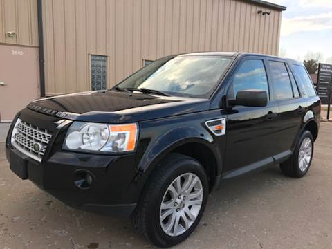 2008 Land Rover LR2 for sale at Prime Auto Sales in Uniontown OH