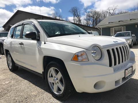 2007 Jeep Compass for sale at Prime Auto Sales in Uniontown OH