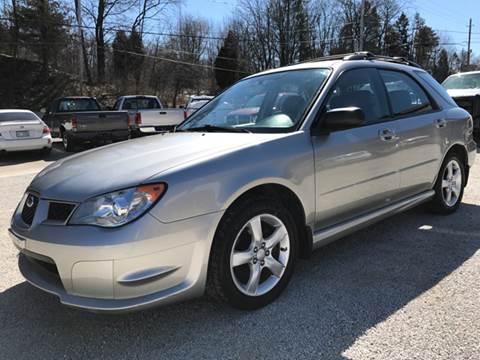 2006 Subaru Impreza for sale at Prime Auto Sales in Uniontown OH