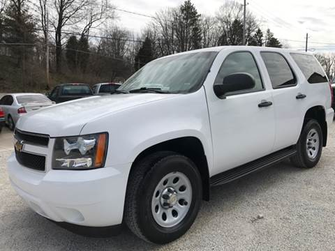 2011 Chevrolet Tahoe for sale at Prime Auto Sales in Uniontown OH