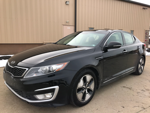 2011 Kia Optima Hybrid for sale at Prime Auto Sales in Uniontown OH