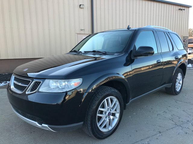 2008 saab 9-7x owners manual