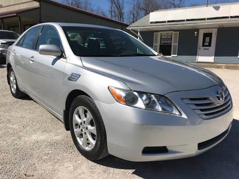2007 Toyota Camry for sale at Prime Auto Sales in Uniontown OH