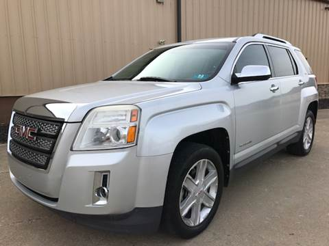 2010 GMC Terrain for sale at Prime Auto Sales in Uniontown OH