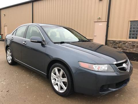 2005 Acura TSX for sale at Prime Auto Sales in Uniontown OH
