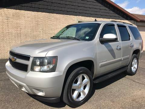 2007 Chevrolet Tahoe for sale at Prime Auto Sales in Uniontown OH