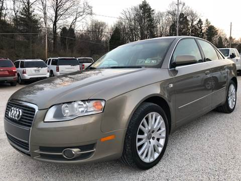 2006 Audi A4 for sale at Prime Auto Sales in Uniontown OH