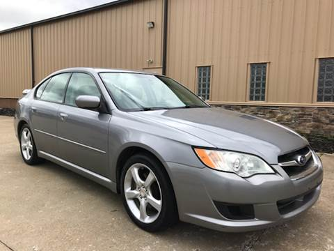 2009 Subaru Legacy for sale at Prime Auto Sales in Uniontown OH